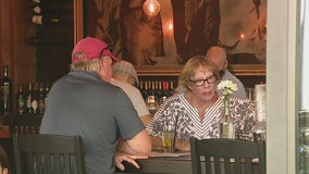 Some restaurants dropping mask requirements for guests following recently-announced CDC guidelines