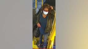 Woman's hair set ablaze on San Francisco Muni