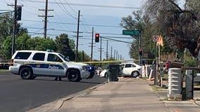 FD: Three critically injured, including little boy, in west Phoenix crash