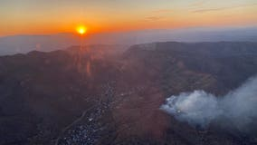 Evacuation orders lifted following wildfire in Old Bisbee
