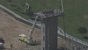 Rescue operation underway at Goodyear construction site