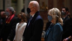 Catholic bishops debate if Biden should receive communion given abortion stance