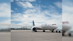 United offering rewards members chance to win free flights for a year with COVID-19 vaccine card