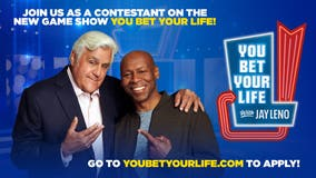 Contestants wanted: Jay Leno brings back 'You Bet Your Life' on FOX 10