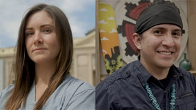2 Arizonans honored with John F. Kennedy Library Foundation's Profile in Courage Award