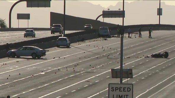 DPS: Driver facing manslaughter in Mesa crash US 60 that killed 2