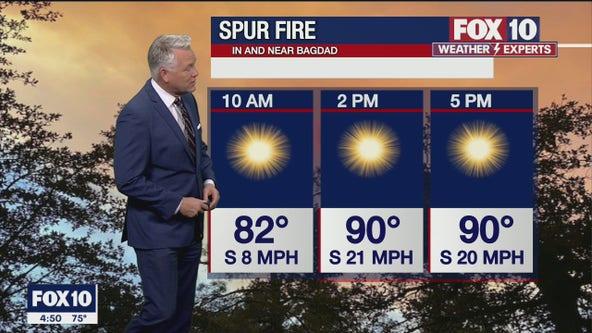 Morning Weather Forecast - 5/28/21