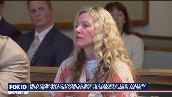 Chandler Police submits murder charge against Lori Vallow for death of former husband