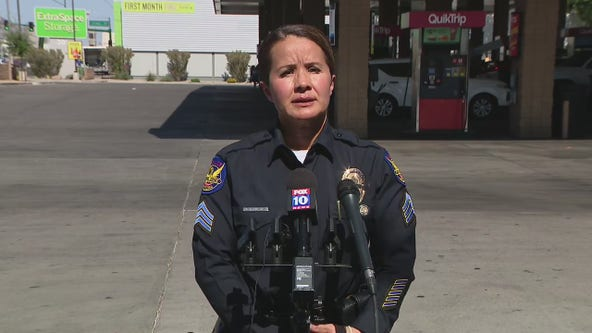 Phoenix PD update on stolen car with child inside