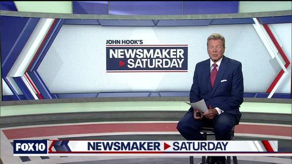 Newsmaker Saturday - May 8