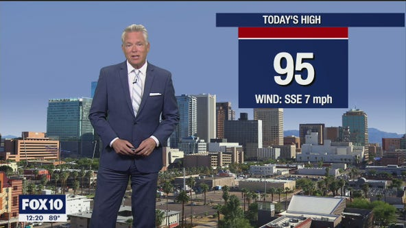 Noon Weather Forecast - 5/11/21