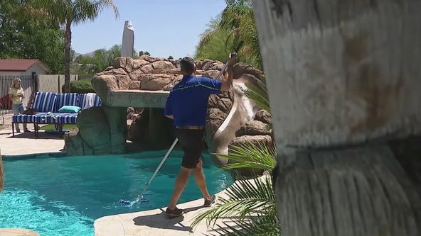 Despite incentives, pool company finds it hard to hire workers