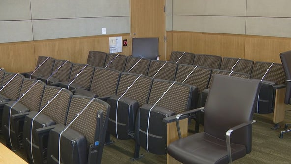 Jury trials ramp up in Maricopa County