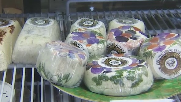 Made in Arizona: 'Virgin Cheese' offers vegan-friendly, dairy-free cheese