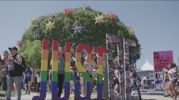 LA Pride Parade and Festival going virtual for second year in a row