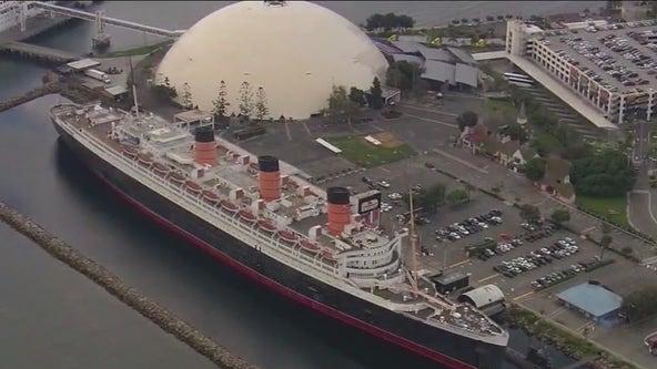 Historic Queen Mary in danger if capsizing, new report reveals