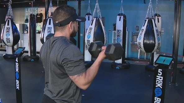 Scottsdale gym's new approach to getting you in shape: no mirrors