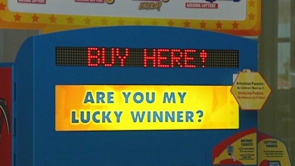 $726K winning Fantasy Five lottery ticket sold in Phoenix