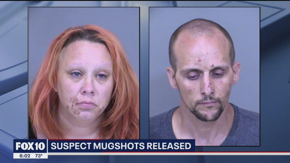 Police identify suspects accused of fabricating kidnapping story in Phoenix