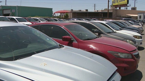 More Arizonans turn to auto auction companies to buy cars