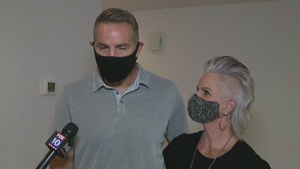 Kurt, Brenda Warner donate house full of furniture to Valley mother