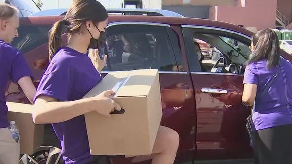 Community Cares: GCU to become supply distribution hub for families in need