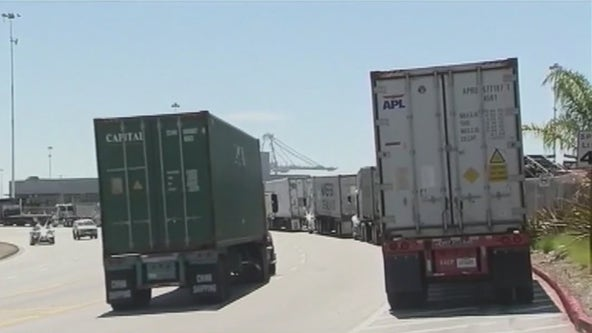Trucking companies feeling pain at the pump