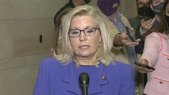 Arizona Republicans react to Liz Cheney's ouster from U.S. House GOP leadership