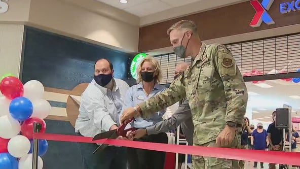 Luke Air Force Base reveals major renovations to its Base Exchange