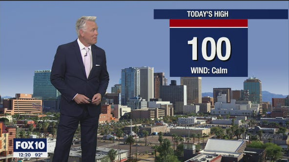 Noon Weather Forecast - 5/12/21