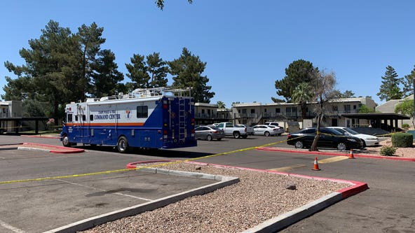 Two kids found dead with 'obvious signs of physical trauma' in Tempe apartment; mother detained
