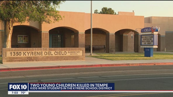 2 children killed in Tempe were students in Kyrene School District