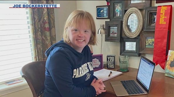 Arizona golfer with Down syndrome set to compete in athletic championship