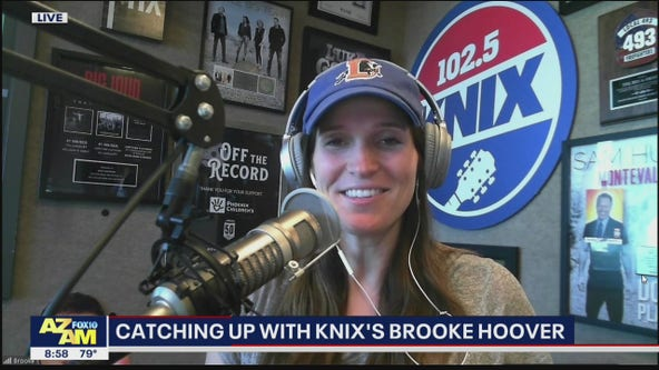 Catching up with KNIX's Brooke Hoover - 5/7/21