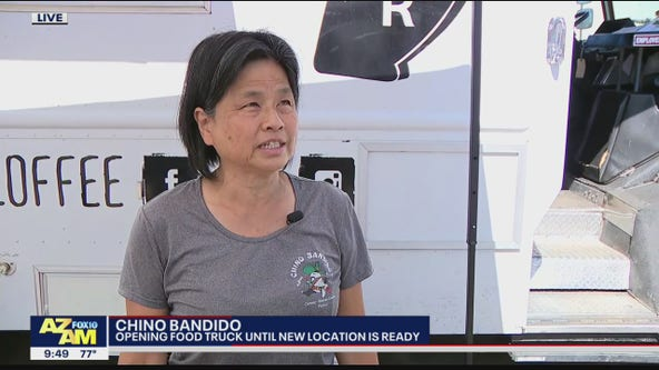 Chino Bandido opening food truck until new location is ready