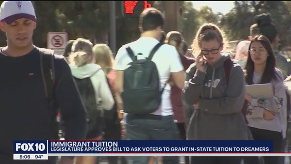 Arizona voters to decide whether to grant in-state tuition to Dreamers
