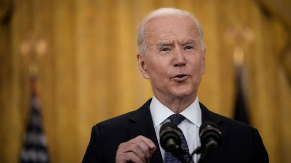 Biden to speak on COVID-19 vaccination push as US deaths hit lowest level in 10 months