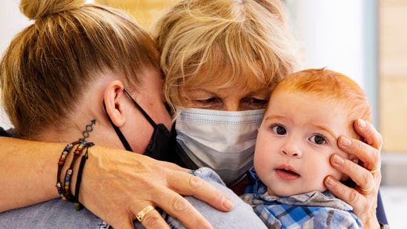 Mother's Day 2021: Vaccines, pandemic recovery create reunions after a year of social distancing