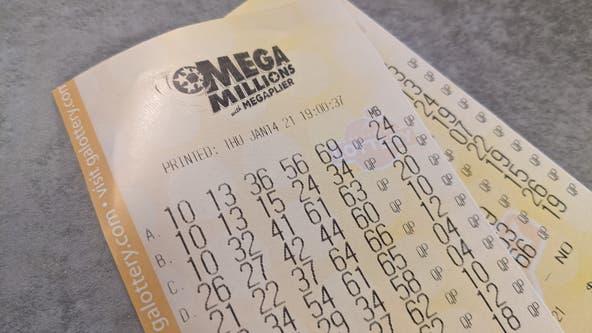 $108M Mega Millions jackpot won in Arizona