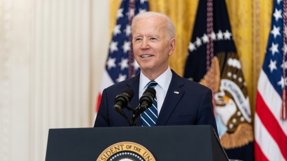 Biden's approval rating hits 63%, bolstered by pandemic response, new poll finds