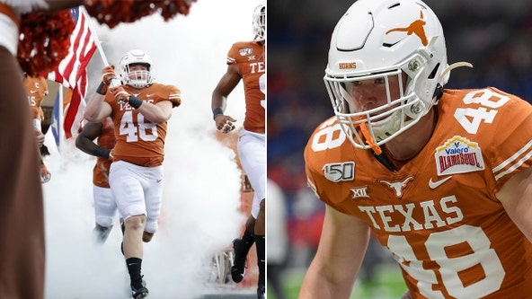 Texas Longhorns linebacker Jake Ehlinger found dead off campus