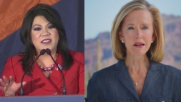 2 Republican hopefuls announce bids for Arizona governor