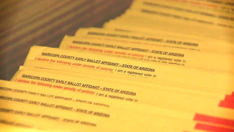 maricopa county early ballot