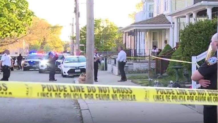 Providence RI shooting