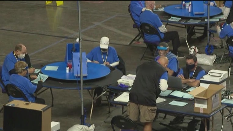 Maricopa County election audit underway
