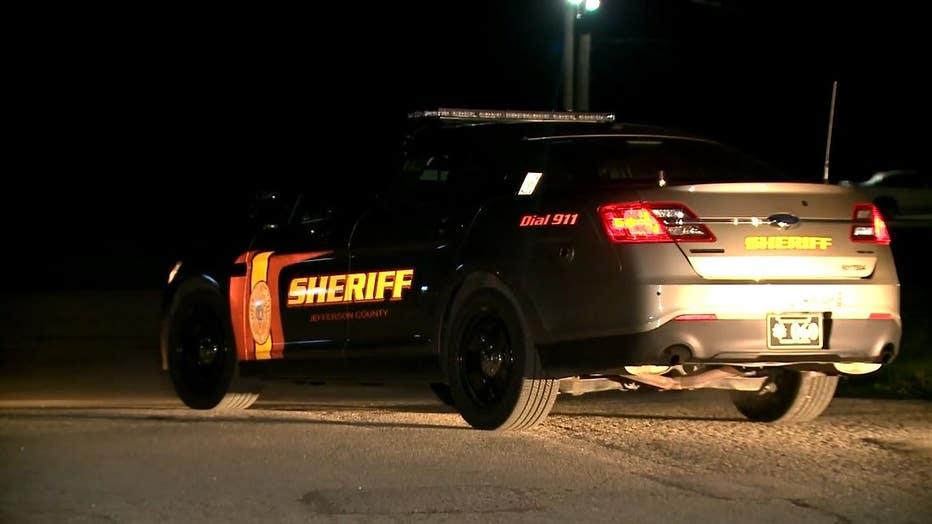 JeffCo MO sheriff patrol car