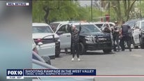 Motive sought in West Valley shooting rampage that left 1 dead, 12 injured