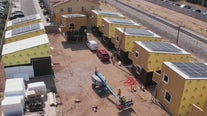 Affordable 'micro estates' under construction in Tempe