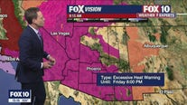Noon Weather Forecast - 6/14/21