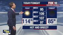 Morning Weather Forecast - 6/20/21